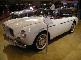 classic volvo convertible volvo p1800 classic car show