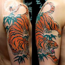 japanese tiger by george bardadim bardadim nyc