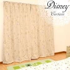 Curtains 100 Length Kodawari Anminkan Rakuten Global Market Disney Character Class