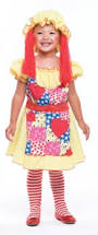 Rag Doll Halloween Costume U0027s Rag Doll Costume Kids Costumes