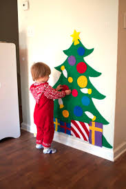 sale felt christmas tree 3ft tall felt story quiet toys