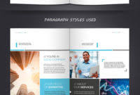 12 page brochure template 12 page brochure template the best templates collection