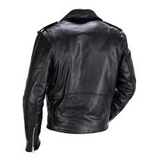 mens leather motorcycle jackets nomad usa classic leather biker jacket for men motorcycle house