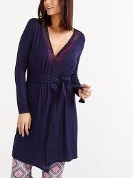 robes de chambre robe de chambre de maternité thyme maternité