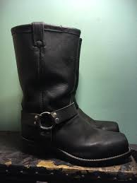 s boots size 11 vtg chippewa harness boots size 11 the cast