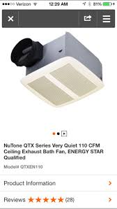 bathroom exhaust fan directly above shower stall electrical