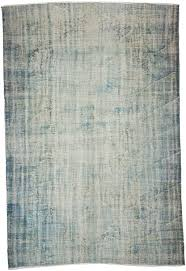 over dyed rugs