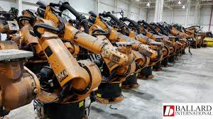 50 complete kuka kr150 u0026 200 robot systems w krc2 controllers