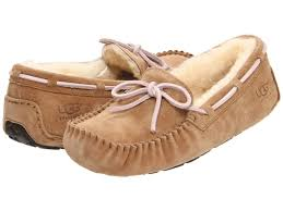 ugg moccasin slippers sale ugg s dakota moccasin tabacco 10 b m us ebay