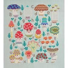 family sler aida cross stitch kit modern quilting