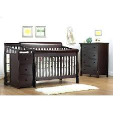 Sorelle Princeton 4 In 1 Convertible Crib Sorelle Princeton 4 In 1 Convertible Crib With Changer S To Tw
