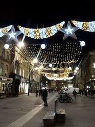 christmas decorations grey street graham robson cc by sa