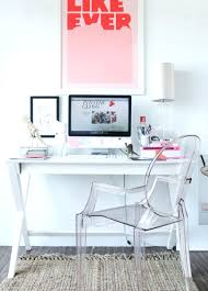 desk chairs cute girly desk chairs uk glossy white gold office