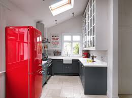 Kitchen Interiors by Kitchen Bold Red Kitchen Grey And White Kitchen Design Ideas