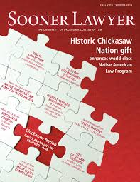 Swosu Campus Map Sooner Lawyer Fall 2013 Winter 2014 By University Of Oklahoma