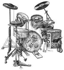 Drummer Tattoo Ideas Drum Art Drums Ds Art Http Www Pinterest Com Thehitman14