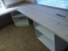Diy Home Office Desk Plans Diy Office Desk Decor In Preferential Two Artisans Also Size