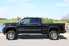 lifted gmc 2015 2015 gmc sierra 2500 denali diesel 29k miles 1owner lifted many