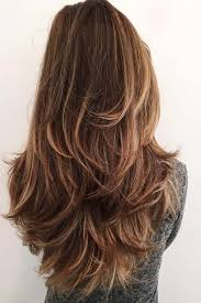 long hair styles photos for chubby 21 long haircuts with layers for every type of texture long