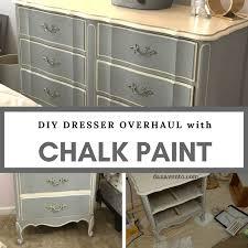 diy dresser diy dresser overhaul with chalk paint change the look of your