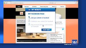 build your website with 1 u00261 website builder youtube