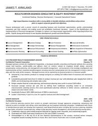 example of business resume business business consultant resume example picture of business consultant resume example large size