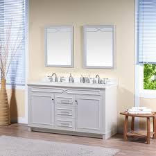 maykke abigail 60 inch bathroom vanity cabinet in birch wood