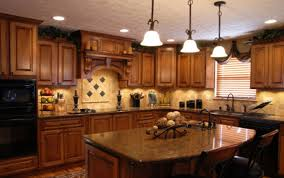 pendant lighting for kitchen island with glass lights rustic