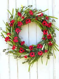 front door outstanding wreaths for front door ideas wreaths