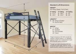 Elevated Platform Bed Bedroom Lofted Queen Bed Ideal For Space Saver U2014 Rebecca Albright Com