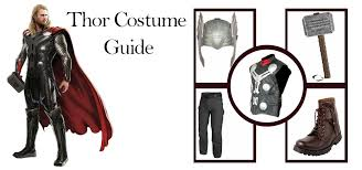 thor costume diy thor costume ideas chris hemsworth thor costume guide