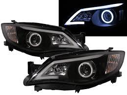 2008 subaru outback brake light bulb crazythegod impreza outback 2008 2013 cob angel eye projector
