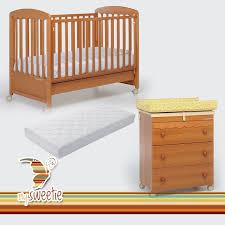 materasso lettino neonato foppapedretti lettino bagnetto fasciatoio bimbo noce materasso
