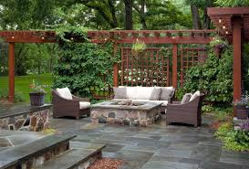 Garden Patio Design Patio Design Ideas With Pits Internetunblock Us