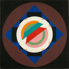 judy chicago u0027s early style blooms in