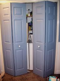 Rv Closet Doors Bifold Closet Doors Knob Placement Home Design Ideas