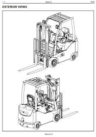 old toyota forklift wiring diagram diagram wiring diagrams for