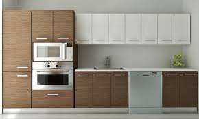 brown and white kitchen cabinets sunshiny kitchen small metal wall mounted kitchen shelves under