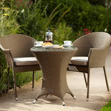 Wicker Bistro Table And Chairs Chair And Table Design Small Bistro Table And Chairs Compact