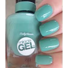 don u0027s nail obsession sally hansen miracle gel