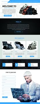 homepage designer entry 4 by bytezappers for best homepage designer 17th project