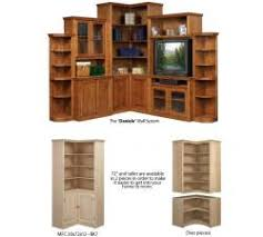 Corner Bookcases With Doors Corner Bookcases Howard Hill Furniture