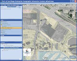 gis class online gis gives port a common operating picture