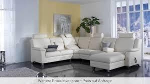 sofa mit elektrischer relaxfunktion ecksofa jaste leder elektrische relaxfunktion b 247 cm t 93 cm