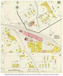 Dallas Area Map by The Continental Gin Complex U2014 1914 Flashback Dallas