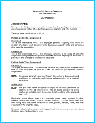 Factory Worker Job Description 100 Resume For Laborer Worker At Hospital Resume Profiles