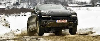 porsche cayenne review 2012 porsche cayenne diesel review autoevolution