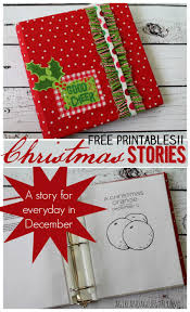 advent take two story one december free printable and craft