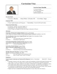 how to write a resume in french how to explain language skills on resume resume for your job 79 captivating best sample resume examples of resumes