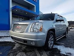 used 2013 gmc yukon xl denali awd suv for sale in coudersport pa